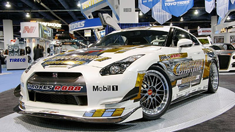 SEMA 2008: Top 10 Nissan GT Rs