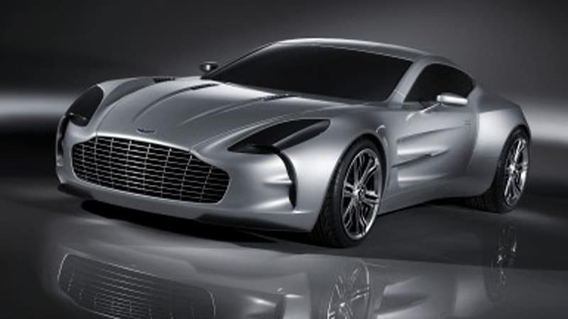 Laced With Shadowy Images Of Details Of The Upcoming Aston Martin One 77 The Company Has Released Their Second Video Teaser For The New Supercar