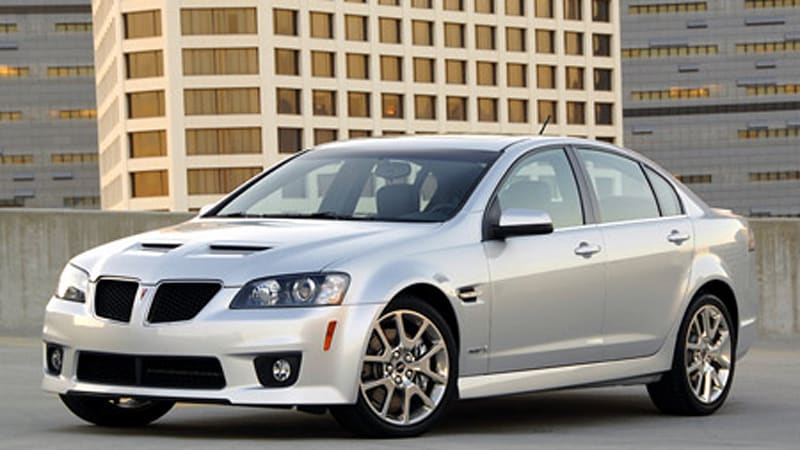 review 2009 pontiac g8 gxp autoblog. Black Bedroom Furniture Sets. Home Design Ideas