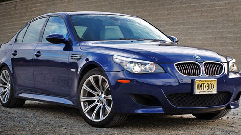 review 2008 bmw m5 autoblog