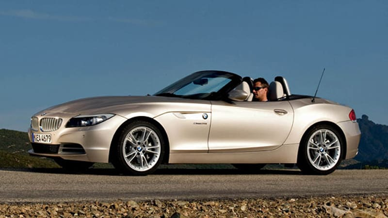 VIDEO: 2010 BMW Z4 hits the road - Autoblog