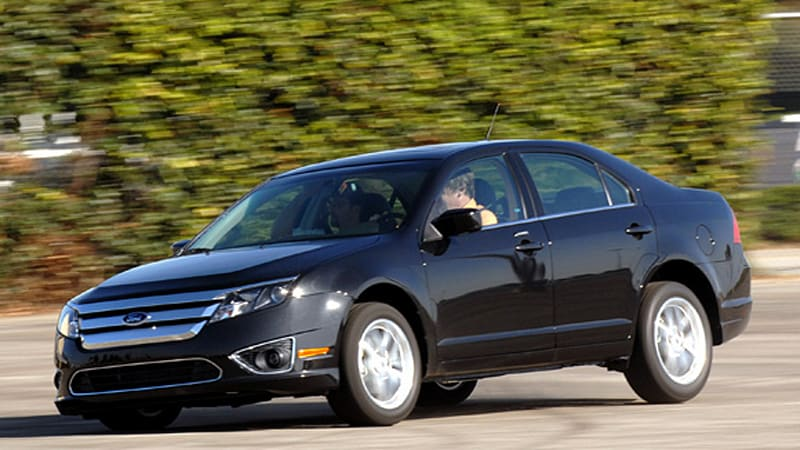 First Drive: 2010 Ford Fusion Sport/SEL - Autoblog