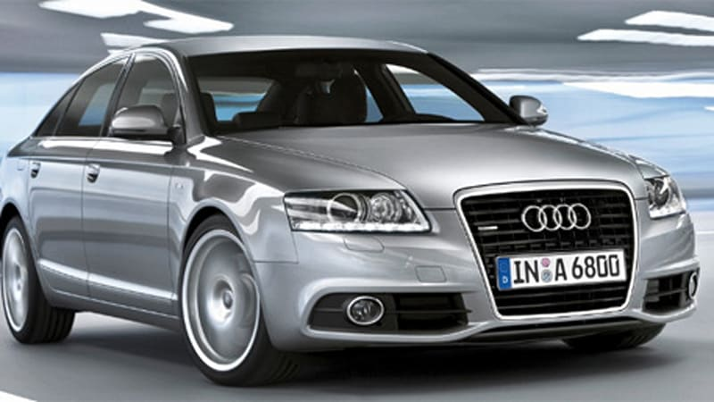 Audi Prices A6 S6 Starting At 45 100 75 900 Autoblog