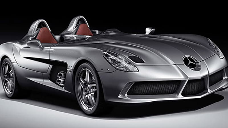 Rumormill: Mercedes-Benz SLR Stirling Moss roadster - Autoblog on mercedes-benz a-class, mercedes-benz sls, mercedes-benz cls amg custom, mercedes-benz vision, mercedes-benz biome, mercedes-benz actros 1840, mercedes-benz silver lightning youtube, mercedes-benz ml450 hybrid, mercedes-benz types, mercedes-benz s400, mercedes-benz e-class, mercedes-benz cl 65 amg, mercedes-benz c-class, mercedes-benz gl 63 amg, mercedes-benz v12 biturbo engine, mercedes-benz sl500 silver arrow, mercedes-benz e63 amg, mercedes-benz sprinter, mercedes-benz suv, mercedes-benz silver lightning real,