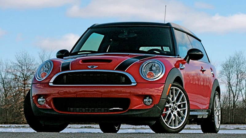 Review 2009 Mini Clubman John Cooper Works