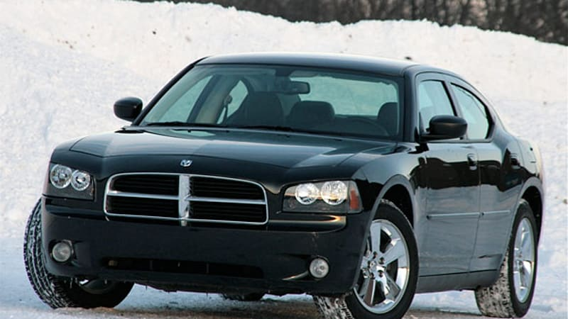 Review 2009 Dodge Charger SXT 35  Autoblog