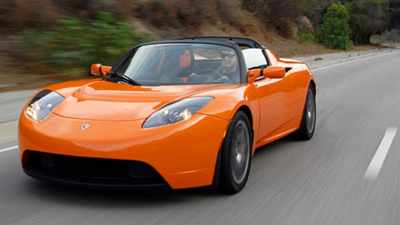 Tesla Roadster Sport packs a little more punch for a lot more coin ...