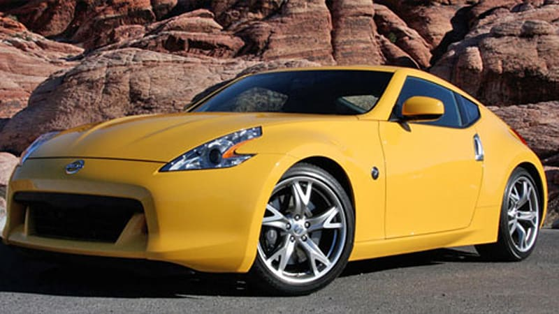 2009 Nissan 370Z convertible to debut at New York Auto Show - Autoblog