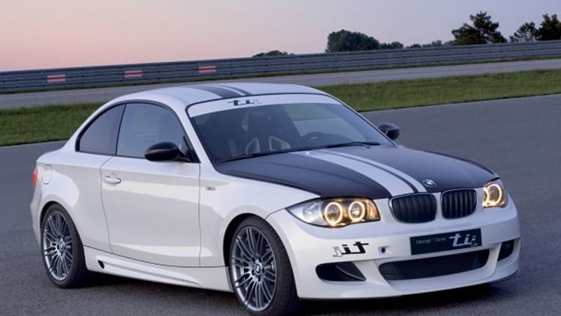 Rumormill BMW I SuperSports Model Coming In Autoblog - Bmw 135i price range