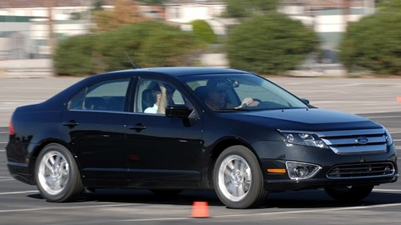 Click above for high-res image gallery of the 2010 Ford Fusion & 2010 Ford Fusion 4-banger scores best-in-class 23/34 mpg! - Autoblog markmcfarlin.com