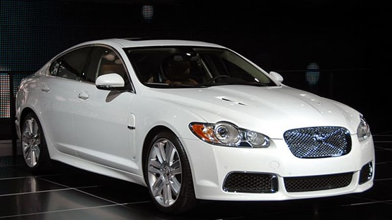 Click Above For High Res Live Images Of The 2010 Jaguar XFR