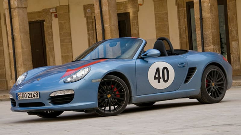 First Drive 2009 Porsche Boxster S With Pdk Autoblog