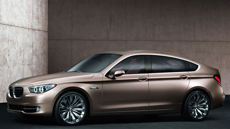 Geneva Preview: Full details emerge on BMW 5 Series Gran Turismo ...