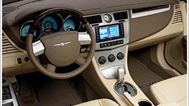Faurecia interior systems sues chrysler for 110m autoblog - Faurecia interior systems ...