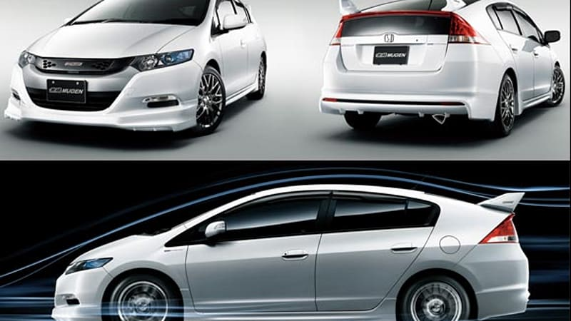 deb535256e3d0 Click on the image above for a high-res gallery of the Mugen-accessorized  2010 Honda Insight