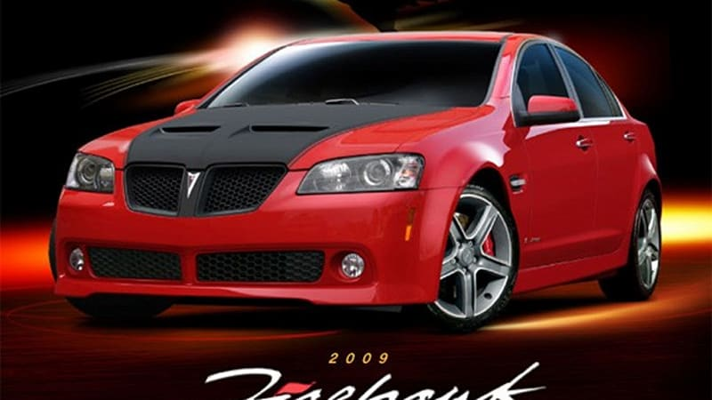 It Seems That No Amount Of Controversy Will Prevent Slp Street Legal Performance From Launching Its Latest Firehawk This Time Based On The Pontiac G8 Gt