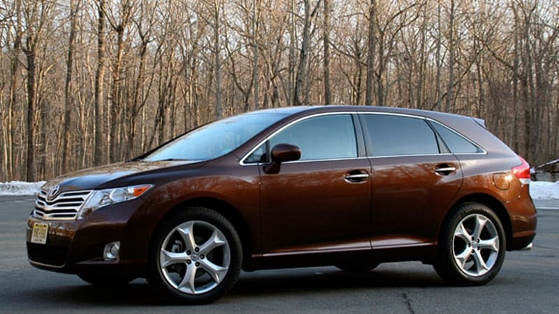 Review 2009 Toyota Venza Is One Surprisingly Slick