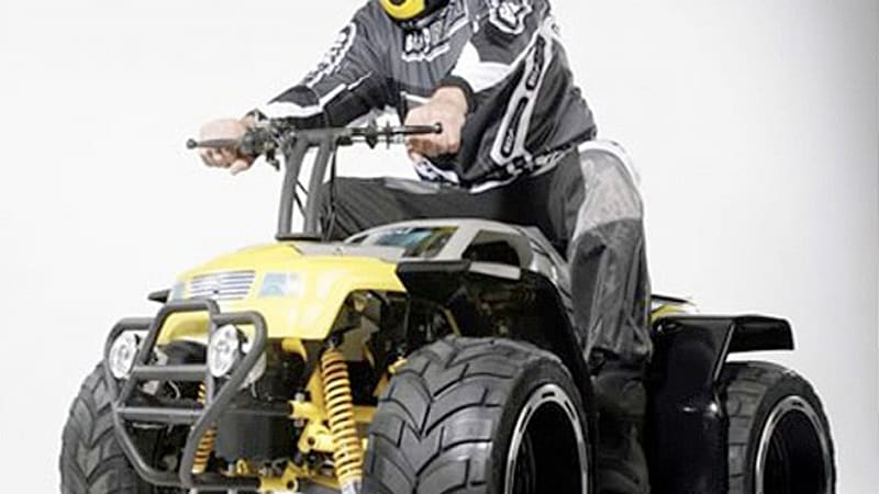 Video 3z Scale Bulldog Rc Rider Worlds First Rideable Rc Car