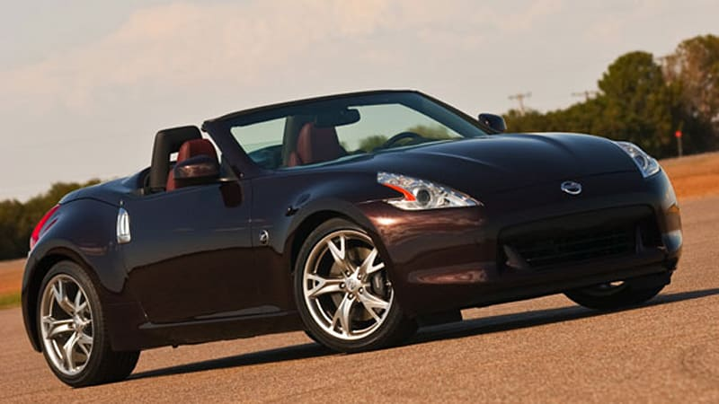 2010 Nissan 370z Roadster And 2009 350 Hp Nismo W Video