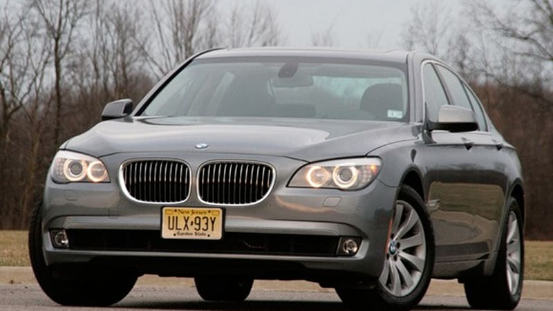 BMW adds upgraded diesels to 7-series, 730d rated at 34.6 mpg (U.S. ...
