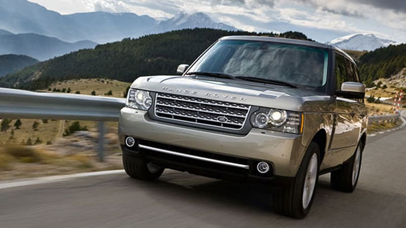 New York Preview: 2010 Land Rover Range Rover is awash in new power