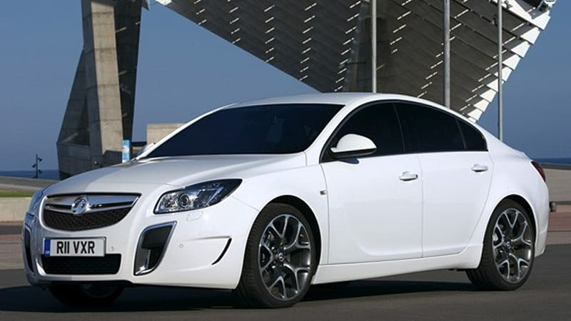 opel and vauxhall reveal 325 horsepower insignia opc vxr. Black Bedroom Furniture Sets. Home Design Ideas