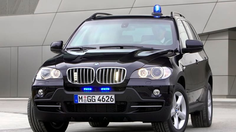BMW launches AK-47 thwarting X5 Security Plus - Autoblog