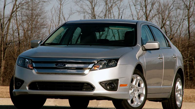 Review 2010 Ford Fusion Se 6mt Proves That Sometimes Less Is More Autoblog