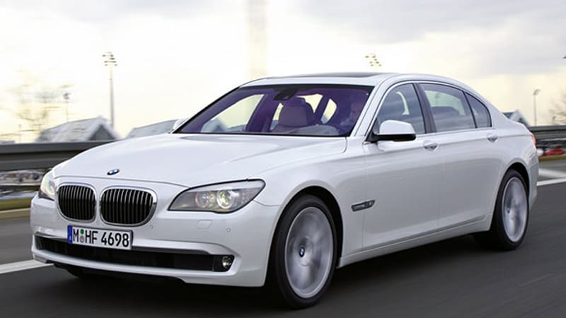 BMW 760 Click Above For High Res Image Gallery