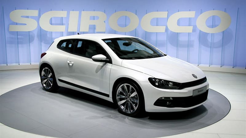 Vw Scirocco Usa >> It S Official Volkswagen Not Bringing Scirocco To U S