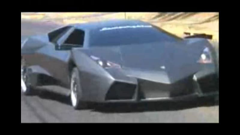 Video Super Replicas Lamborghini Reventon Clone Isn T Fooling