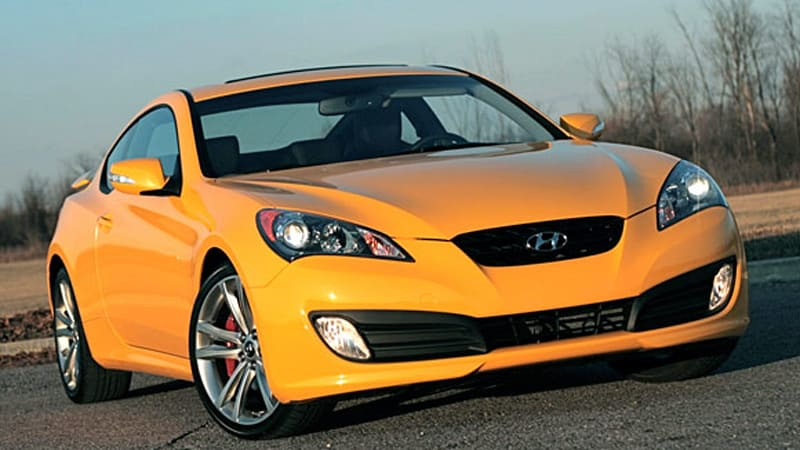 Review: 2009 Hyundai Genesis Coupe 3.8 Track   But What If You Donu0027t Have A  Track?   Autoblog