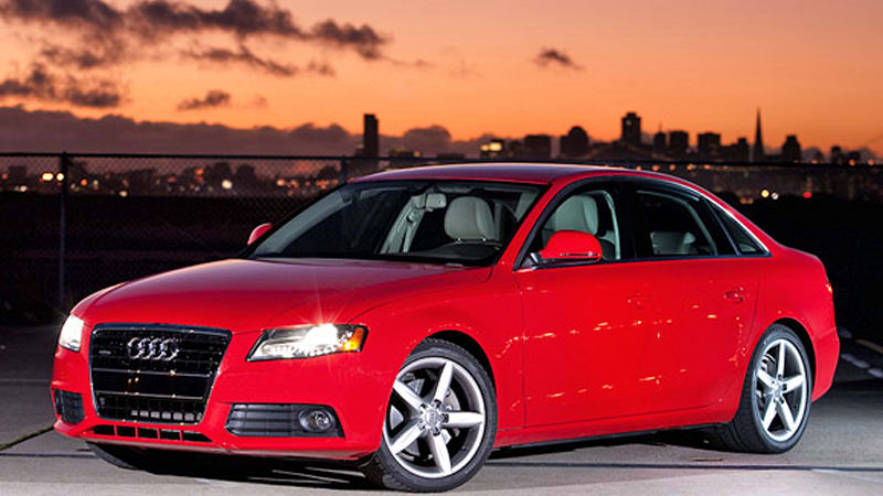 review 2009 audi a4 3 2 quattro too good for its own. Black Bedroom Furniture Sets. Home Design Ideas