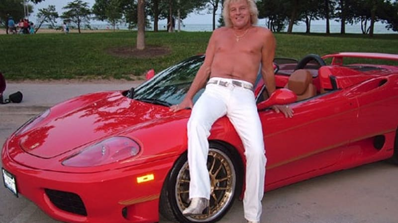 Chicago Ferrari For Hire With That Guy Autoblog
