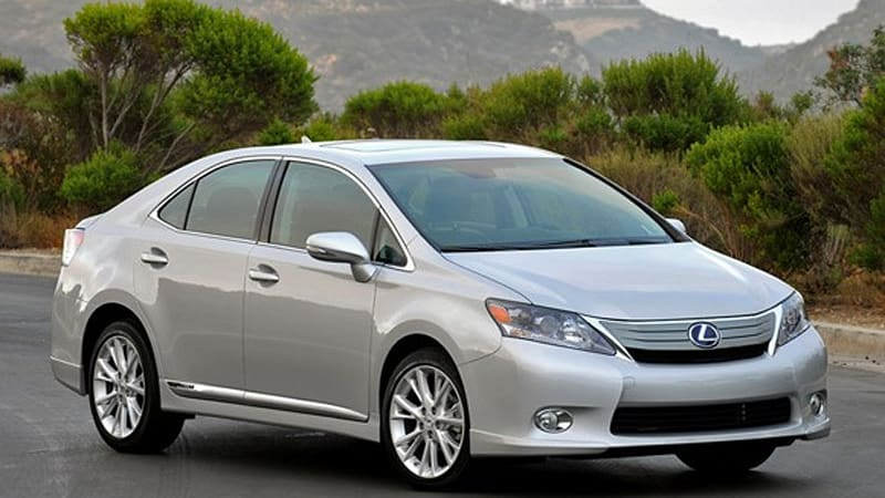2010 Lexus Hs 250h Click Above For High Res Image Gallery
