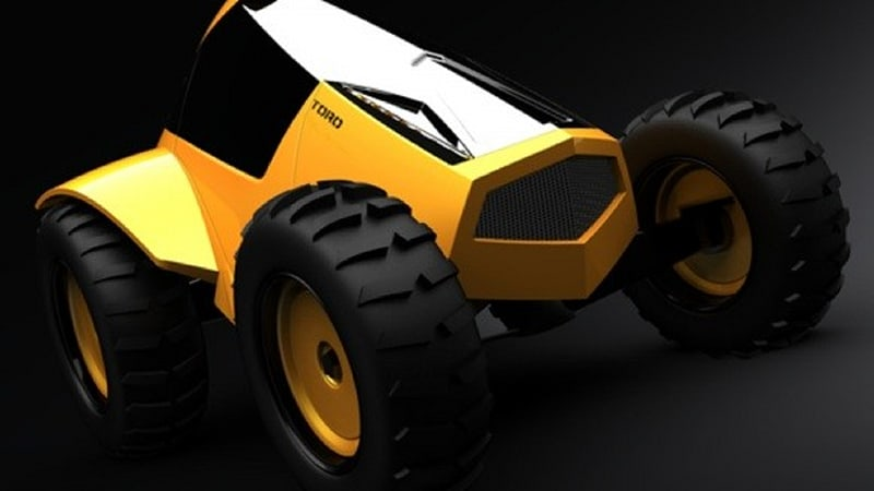 Remember Your Roots Lamborghini Toro Tractor Concept Autoblog