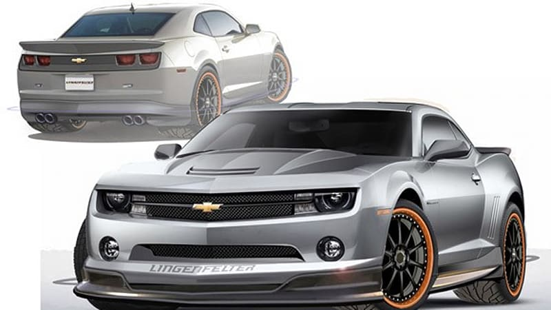 Lingenfelter Releases Info On Engine Packages Body Kit For 2010