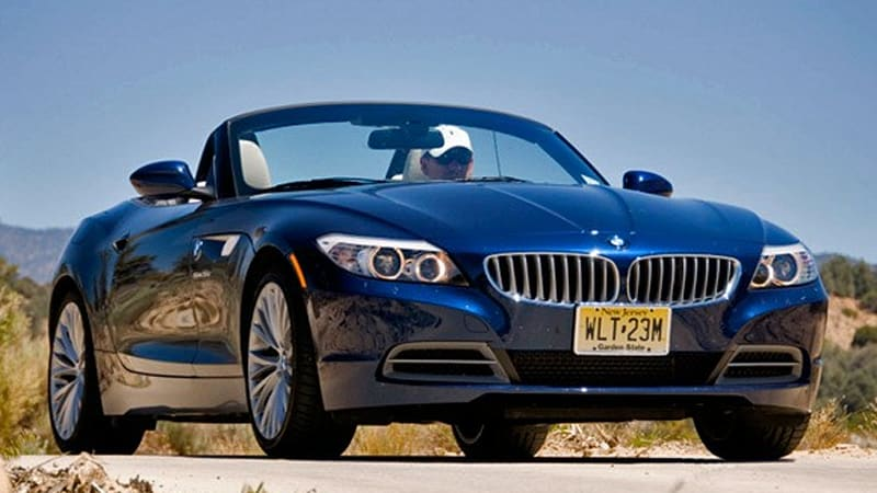 First Drive 2009 Bmw Z4 Roadster Grows Up At The Expense Of Its Groove