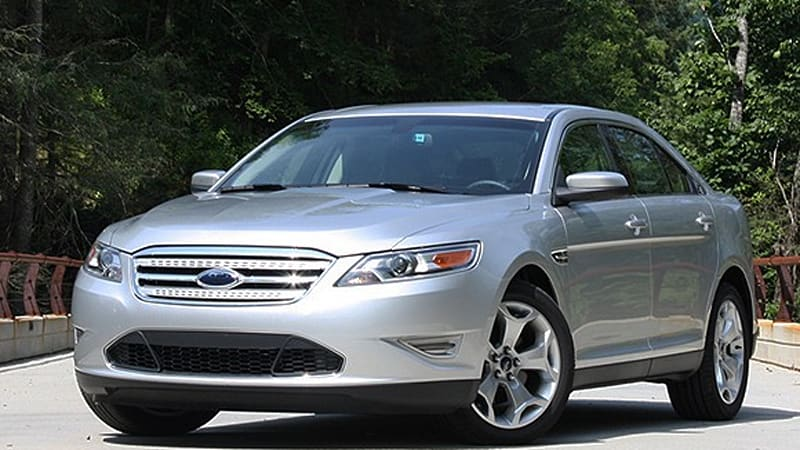 First Drive 2010 Ford Taurus Sho Offers Excellence Without Emotion