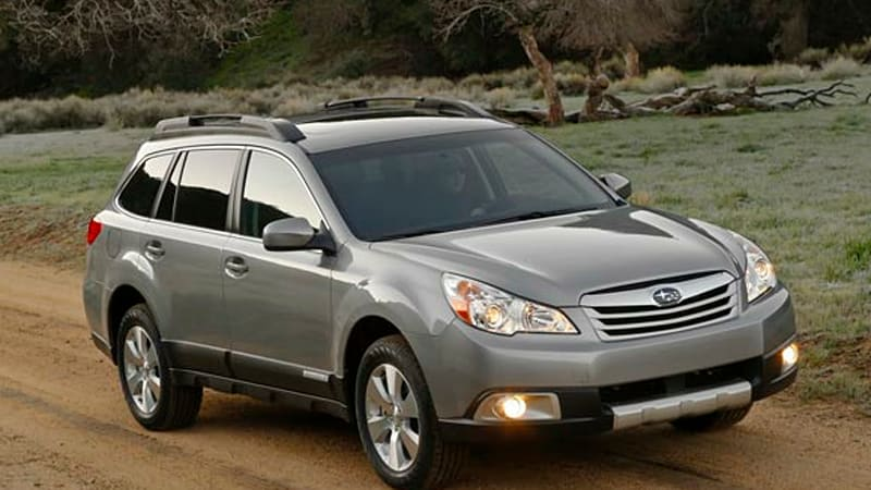 subaru outback fuel economy figures released hits 29 mpg. Black Bedroom Furniture Sets. Home Design Ideas