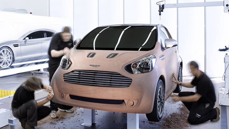 REPORT: Aston Martin Cygnet Adds A Smart Set Of Clothes To The Toyota IQ    Autoblog
