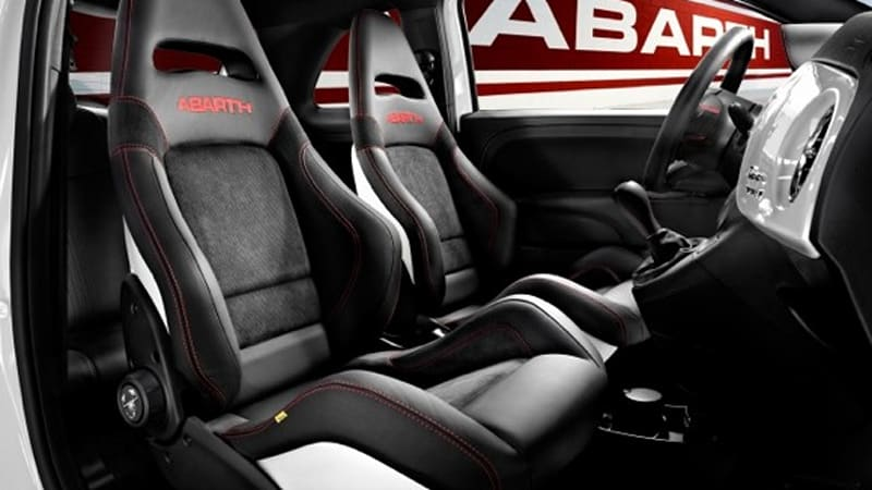 The Seat of Power: Abarth Corse by Sabelt - Autoblog