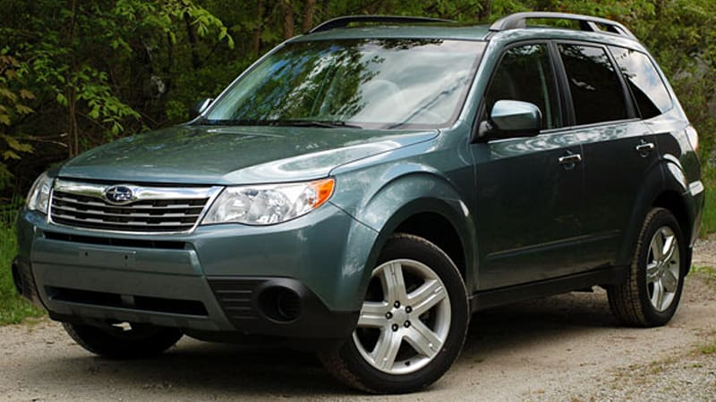 subaru forester gets new engine for 2011 improved fuel. Black Bedroom Furniture Sets. Home Design Ideas
