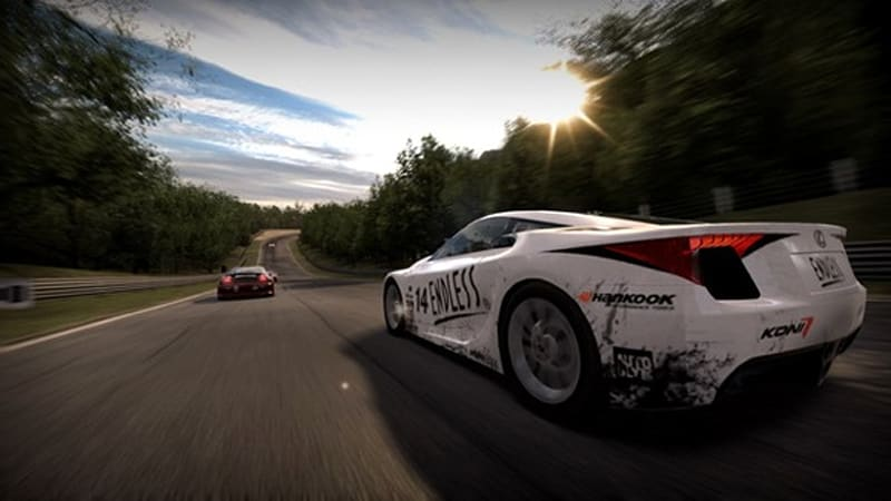 VIDEOS: Need for Speed SHIFT includes Lexus LF-A, BMW M3 GT2