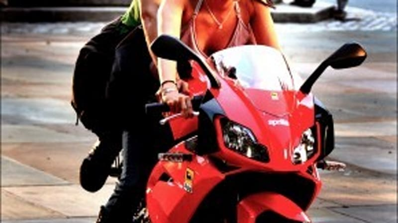 Product Placement Alert Aprilia RS125 Featured In Transformers Revenge Of The Fallen