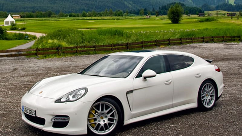 First Drive 2010 Porsche Panamera A 4 Door Sedan 78 Years In The