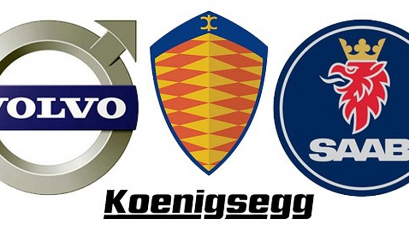 Who Owns Volvo >> Report Volvo Owns Small Stake In Koenigsegg Could Own Part Of