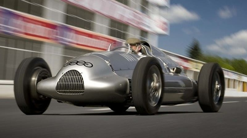 Auto Union D Type Silver Arrow Back On The Auction Block At Bonhams In August