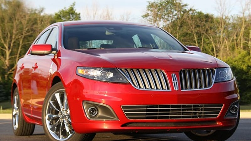 Review 2010 Lincoln MKS EcoBoost offers big American luxury with