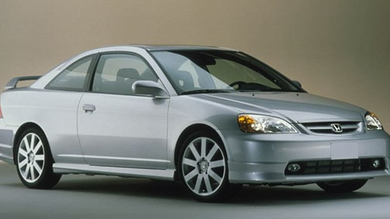 2001 Honda Accord Civic Recalled Due To Airbags That Are Even More Explosive Than Normal